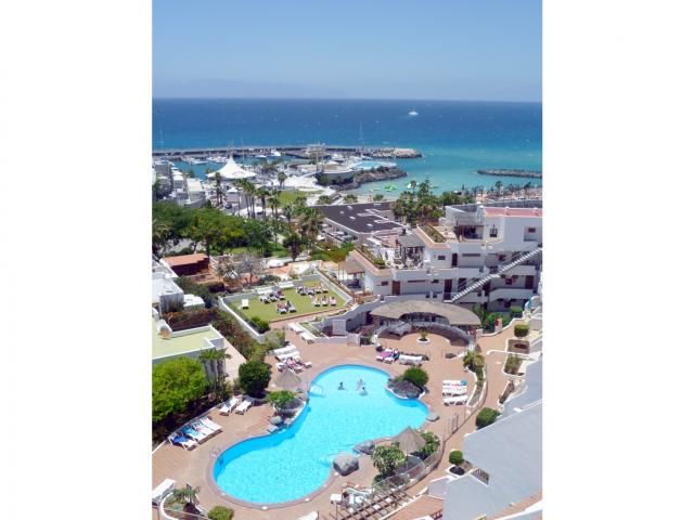 Pool and views - Tenerife Apartments, San Eugenio, Tenerife
